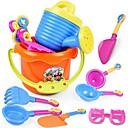 baratos Brinquedo de Praia-Brinquedos de praia Diversão Durável Férias Plásticos Peças Crianças Para Meninos Para Meninas Brinquedos Dom