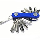 cheap Modules-Keychain Favors / Other Tools / Keychains Special Design, With Keychain, Easy Install for Camping / Hiking / Caving / Everyday Use - Tungsten Steel / ABS 1 pcs