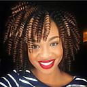 cheap Hair Braids-Braiding Hair Curly / Afro / Bouncy Curl Afro Kinky Braids / Hair Accessory / Human Hair Extensions 100% kanekalon hair Hair Braids Short Ombre Braiding Hair / Crochet Braids / 100% kanekalon hair