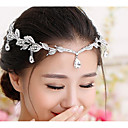 cheap Party Headpieces-Rhinestone / Alloy Tiaras with 1 Wedding / Party / Evening Headpiece