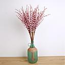 abordables Flores Artificiales-Flores Artificiales 5 Rama Europeo Plantas Flor de Mesa