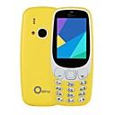 abordables Teléfonos Móviles-Oeina XP3310 2.4 pulgada Teléfono móvil ( 32MB + Otro 0.8 MP Otros 1000 mAh )