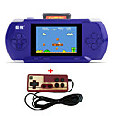 cheap Tattoo Power Supplies-Portable RS-2A Handheld Game Players 3.2 Video Game Console For kids 300 Classical Game Support AV Port free cartridge 2nd Player Controller
