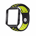 cheap Cell Phone Cases & Screen Protectors-Watch Band for Fitbit Blaze Fitbit Sport Band Rubber Wrist Strap