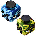 cheap Decorative Objects-Camouflage Fidget Cube Finger Hand Top Magic Squeeze Puzzle Cube Work Class Home EDC ADD ADHD Anti Anxiety Stress Reliever 1Pc