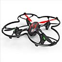 baratos Quadicópteros CR & Multirotores-RC Drone Hubsan H107C Canal 4 6 Eixos Quadcópero com CR Luzes LED / Vôo Invertido 360° / Com Câmera Quadcóptero RC / Controle Remoto /