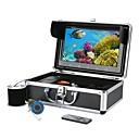 olcso Biztonsági tartozékok-10 hüvelykes színes monitor 30m hd 1000tvl víz alatti horgászat videokamera készlet 12 db infravörös lámpa világít