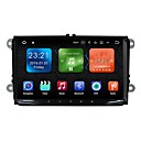 cheap Car DVD Players-9inch 2 DIN 1024 x 600 Android 7.1 Car DVD Player  for Volkswagen High Definition Bluetooth Built-in Bluetooth GPS RDS WiFi Touch Screen