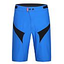 baratos Oxfords Masculinos-SANTIC Homens Shorts para Ciclismo Moto Shorts / Shorts largos / Shorts Roupa interior Tapete 3D, Secagem Rápida, Resistente Raios