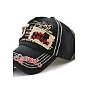 זול כובעים ובנדנות-כובע שמש כובע בייסבול - אחיד כותנה רקום פעיל חג חסין רוח יוניסקס
