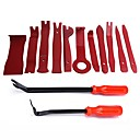 cheap Decoration Strips-ZIQIAO 13 PCS Plastic Car Auto Door Interior Trim Removal Panel Clip Pry Open Bar Tool Kit High Quality Hand Tools Set