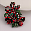cheap Religious Jewelry-Women's Brooches - Rhinestone Ladies Brooch Jewelry Gold For Christmas / Gift