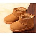 abordables Pijamas Kigurumi-Chica Zapatos Ante Otoño / Invierno Botas de nieve / Forro de pelusa Botas para Fucsia