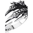 povoljno Muške ogrlice-Muškarci Band Ring zamotajte prsten Bronza Legura Neregularan Oružje Halloween Ulica Jewelry