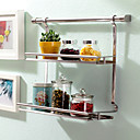 cheap Racks & Holders-1pc Spice Racks Stainless Steel Easy to Use Kitchen Organization