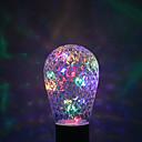 tanie Żarówki filament LED-YWXLIGHT® 1szt 1W 100-200lm E27 Żarówki LED kulki 16 Koraliki LED Ciepła biel Zielony Niebieski Czerwony 85-265V