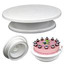 cheap Bakeware-Bakeware tools Plastics / PP (Polypropylene) Baking Tool / 3D / Halloween For Bread / For Cake / For Cupcake Round Cake Molds