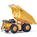 billige Toy Trucks & Construction Vehicles-Gruve dumper Leketrucker og byggebiler Lekebiler Pedagogisk leke 01:50 Dreibart Hode Klassisk Myk Plastikk 1 pcs Barne Voksne Gutt Jente Leketøy Gave