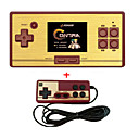 cheap Game Consoles-RS-30 Classic Retro Game Console Handheld Portable 2.6 600 Games Pocket free cartridge 2nd Player Controller for FC