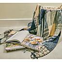 tanie Dopinki w naturalnych kolorach-Inne akcesoria, Żakard Wzorzec Czysta bawełna koce