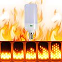 preiswerte LED Glühbirnen-YWXLIGHT® 1pc 5W 400-500lm LED Kugelbirnen 99 LED-Perlen SMD 3528 Dekorativ Warmes Weiß 85-265V