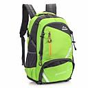 cheap Backpacks-Women's Bags Nylon School Bag Zipper Black / Red / Fuchsia