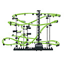 cheap Marble Track Sets-Spacerail 231-2G 10000MM Track Set Marble Track Set Marble Run Building Kit Educational Toy Glow in the Dark DIY Noctilucent Fluorescent