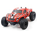 cheap RC Cars-RC Car K24-2 2.4G Buggy (Off-road) / Truggy / Monster Truck Bigfoot 1:24 Brush Electric 45 km/h KM/H Remote Control / RC / Rechargeable / Electric