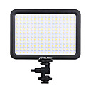 cheap Microphones-YELANGU With Lamp Color Temp Adjustable for all camcorders LED Video Light Panel Light
