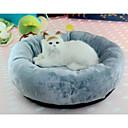 baratos Camas & Cobertores para Cães-Gato / Cachorro Camas Animais de Estimação Almofadas Sólido Macio / Lavável Cinzento Para animais de estimação