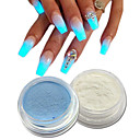 cheap Nail Stickers-2pcs Acrylic Powder / Nail Glitter Sparkle & Shine / Luminous Nail Art Design