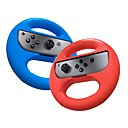tanie Imprezowe nakrycia głowy-switch Inne Uchwyt kontrolera Na Przełącznik Nintendo , Kierownice Uchwyt kontrolera Tworzywa sztuczne jednostka