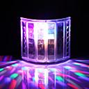 tanie Oświetlenie sceniczne-U'King Oświetlenie LED sceniczne Aktywacja dźwiękiem / AUTO / Pilot 6 W na Na zewnątrz / Impreza / Scena Profesjonalny