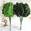 preiswerte Dekorative Objekte-Künstliche Blumen 5 Ast Pastoralen Stil Pflanzen Tisch-Blumen