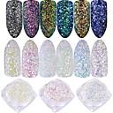 tanie Brokat do paznokci-1szt Glitter Proszek / Nail Glitter Błyszczące / Puder akrylowy Nail Art Design