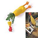 ieftine vârful unghiilor & Afisaj-Ustensile de bucătărie silicagel Bucătărie Gadget creativ Herb & Spice Tools Pentru ustensile de gătit 1 buc