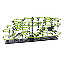 cheap Marble Track Sets-Spacerail 233-5G 30000MM Track Set Marble Track Set Marble Run Erector Set Building Kit Coaster Toy Educational Toy Glow in the Dark DIY