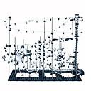 olcso Marble Track Sets-Spacerail Lv 8 231-8 40000MM Vágány vasúti kocsi / Pálya készletek / Marble Track Sets Gumikerekes, gumihevederes rakodók DIY Műanyagok / Acetát / Műanyag / ABS Fiú Gyermek / Tini Ajándék