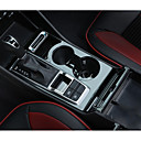 ieftine Decorarea și protecția corpului automobilelor-Automotive Gear Panel Covers Interior DIY Auto Pentru Hyundai 2015 / 2016 / 2017 New Tucson