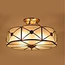 hesapli Gömme Montaj-JLYLITE 4-Işık Sıva Altı Monteli Ortam Işığı - Mini Tarzı, 110-120V / 220-240V Ampul dahil değil / 30-40㎡ / E26 / E27