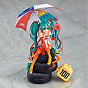 baratos Personagens de Anime-Figuras de Ação Anime Inspirado por Vocaloid Hatsune Miku PVC CM modelo Brinquedos Boneca de Brinquedo Homens / Mulheres