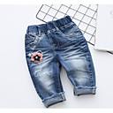tanie Stroje kąpielowe dla dziewczynek-Dla dziewczynek Napis / Zdanie Spodnie Niebieski 100