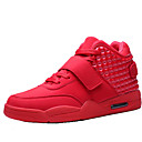 cheap Men's Sneakers-Running Shoes Men's Shoes Casual  Fashion Sneakers Black / Red / White