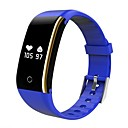 cheap Smart Activity Trackers & Wristbands-V8I Smart Bracelet Smartwatch Android iOS Bluetooth Calories Burned Bluetooth Touch Sensor Exercise Record Pedometers Pulse Tracker Pedometer Call Reminder Activity Tracker Sleep Tracker / 350-400
