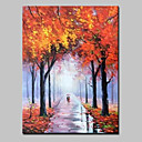 cheap Abstract Paintings-Mintura® Big Size Hand Painted Abstract Landscape Oil Painting On Canvas Wall Art Pictures For Home Decoration No Framed