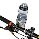 זול בקבוקי מים-כלוב בקבוק מים עמיד בפני שחיקה רכיבה על אופניים / אופנייים בד חסין מים / סגסוגת אלומיניום כסף /  שחור