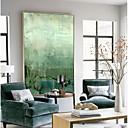 preiswerte Ölgemälde-Abstrakt Ölgemälde Wandkunst,Synthetik Stoff Mit Feld For Haus Dekoration Rand Kunst Wohnzimmer