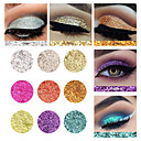 cheap Artificial Flower-Single Colored Eyeshadow Palette / Powders EyeShadow Formaldehyde Free Convenient Daily Makeup / Halloween Makeup / Party Makeup Makeup Cosmetic / Shimmer