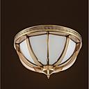 cheap Pendant Lights-ZHISHU 3-Light Flush Mount Downlight - Mini Style, 110-120V / 220-240V Bulb Not Included / 10-15㎡ / E26 / E27