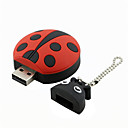 ieftine USB Flash Drives-Ants 8GB Flash Drive USB usb disc USB 2.0 Plastic